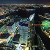 横浜ランドマークタワーがリニューアルしたので夜景撮影。