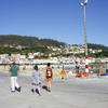 最果ての町フィニステレ(フィステーラ)を観光-スペイン フィニステレ旅行記(2011/07)