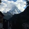 エミレーツ航空でスイスに行ってみた②