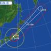 【静岡】停電復旧はいつ?台風24号情報