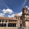 美しくて美しくて美しい(語彙喪失)。世界遺産クスコの街