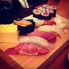 【写真複製・写真修復の専門店】握り寿司の写真の色調修正