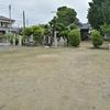 老良神社にまつられる庚申塔 福岡県遠賀郡遠賀町老良