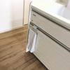 キッチンのお手ふき用タオルのプチストレスを解消する工夫