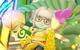 【ドワ子のドレア】ビタミンカラーなミニワンピコーデ