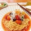 カラフルトマト涼麺