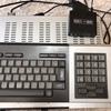 MSX1(national CF-3000)をサンコー RGB21-HDMI変換アダプタと穴場開発事業団さんのRGB21ピンケーブルでHDMI接続!