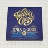 Willie's cacaoのミルクチョコレートを食べてみた