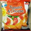 ジャパンフリトレー トルティーヤチップス トマト&チーズ味
