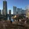 横浜・みなとみらい:窓一面の大観覧車、ナヴィオス横浜で過ごす年末
