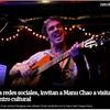 【マヌ・チャオ Manu Chao】 初パラグアイ!レポート③ ~盛り上がるキャンペーン#ManuChaoEnLaChispa