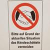 新型コロナウイルスのスイス的予防対策