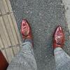 クリームだけで靴が綺麗に♪靴磨きは鏡面磨きだけじゃない!