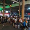 タイで久しぶりの夜行バス