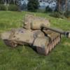 【WOT】アメリカ Tier 7 課金中戦車  T26E3   車輌性能と弱点【Supertest】