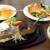【食事】 ウェスタン牧場@水戸 常陸牛ハンバーグ
