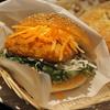 白身魚タルタルドッグ