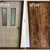 【DIY】ドアを壁紙でリメイク!のり付き壁紙を使用!貼り方や費用をご紹介!