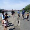 4月22日 長良川 川の学校 開校式