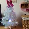 クリスマスツリーが来てしまいました