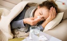 インフルエンザが流行ってるって英語でどう言う?