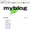 ドットインストールで作るブログアプリその6(RubyonRails)