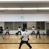 毎週水曜日の元気館のダンスで汗かくクラスも継続中!