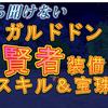 ガルドドン賢者装備 おすすめ(スキル&宝珠など) ドラクエ10