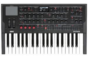 KORG、ウェーブテーブル・シンセModwaveを6月に発売。DW-8000の資産を現代に昇華させたモンスター・シンセ