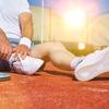 テニスは身体に『良くはない』🎾:ケガは自己責任、防げるケガは防ぎましょう。