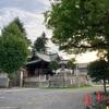 あさの一枚 神社