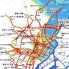 [地域][天災] 東京都市災害(5)−6  荒川大規模水害東京地区の想定データ
