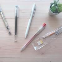 消しカスも出ない!無印のこすって消せるペンを入学前に準備しませんか?
