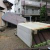 台風10号。滋賀県よりは、かなり、西よりのコースを通る予定だけど、まだわからない。去年の21号台風の二の舞にならないことを望むけど。