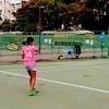 Osaka Mayor's cup - World Super Junior tennis Championships 2017予選1回戦