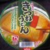 くらしモア(日清) きつね うどん(10分どん兵衛実験) 78+税円
