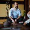 <プロデューサーシップで地方創生> 外国人YouTuberと奥能登「春蘭の里」を訪問