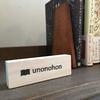 小さな本屋さん「unonohon」ができました!