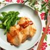 なつかしい!!鶏むね肉をしっとり簡単マーマレード煮のレシピ