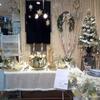 《アーティス1階》 向坂留美子氏による冬のテーブルコーディネート
