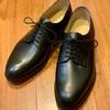 Lloyd Footwear Vシリーズのプレーントゥ。