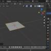【Blender】Blender2.81でPlaneオブジェクトに動画を貼り付ける方法