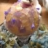 【L'atelier à ma façon】紫陽花のグラスデザートと楊貴妃のおひざもと