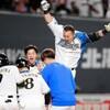 プロ野球開幕戦_サヨナラ満塁ホームランの中田翔選手