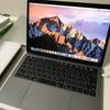新型MacBook Pro13インチ買いました