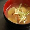 万能健康食 手作り味噌汁