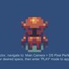 【Unity】ピクセルを綺麗に表示できるカメラ「DeadSimple Pixel-Perfect Camera」紹介