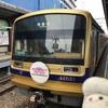 伊豆箱根鉄道のラッピング電車