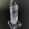 東京国際ミネラルフェアで買ったやつ 右水晶・鉄隕石・翠銅鉱