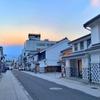 なつかしの松本市街地と松本走りと